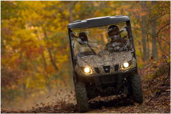 Yamaha Outdoors Tips — Ten Blind-Building Tips for ATV and Side-by-Side Waterfowlers
